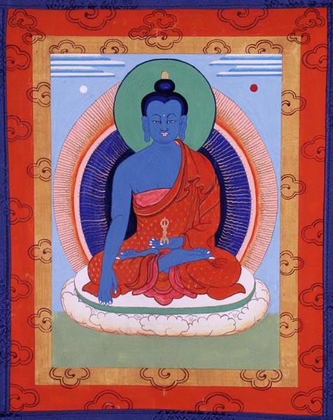 Будда Медицины, мантра.... Akshob